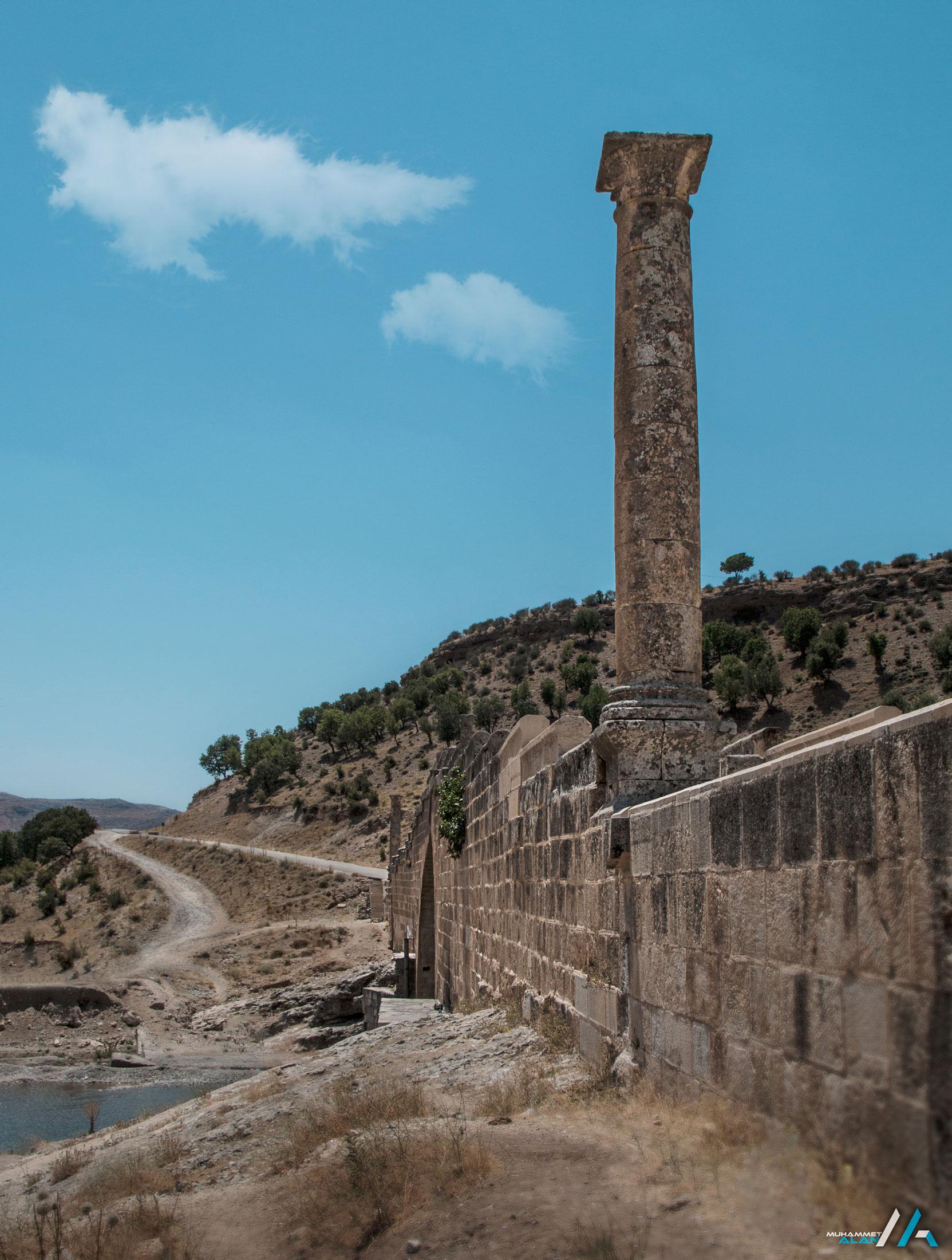 Tarihi Cendere Köprüsü Adıyaman