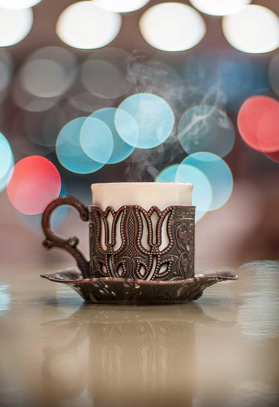 Bir kahve?