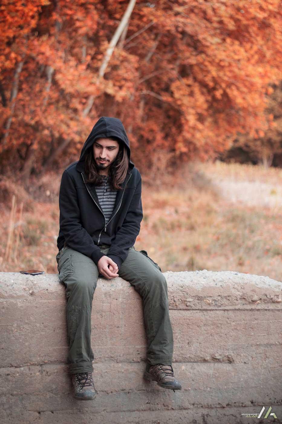Düşüncelerini serbest bırak... Portre Fotoğrafı Adıyaman
