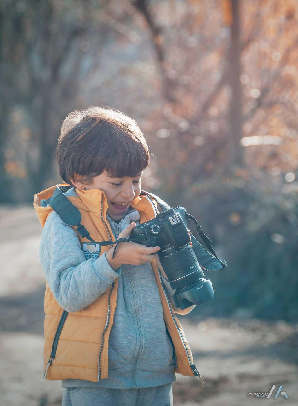 fotoğrafçı çocuklar...