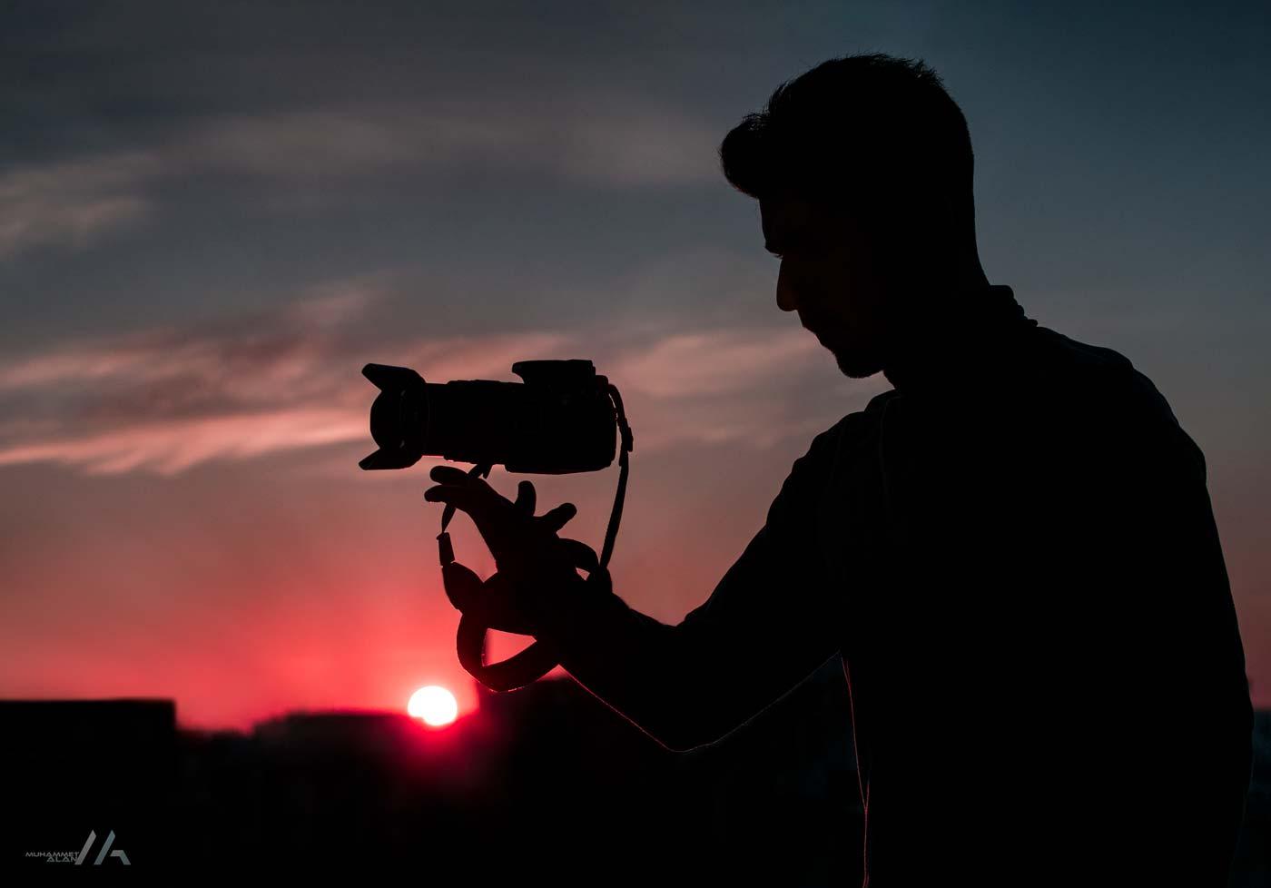 fotoğrafçı...