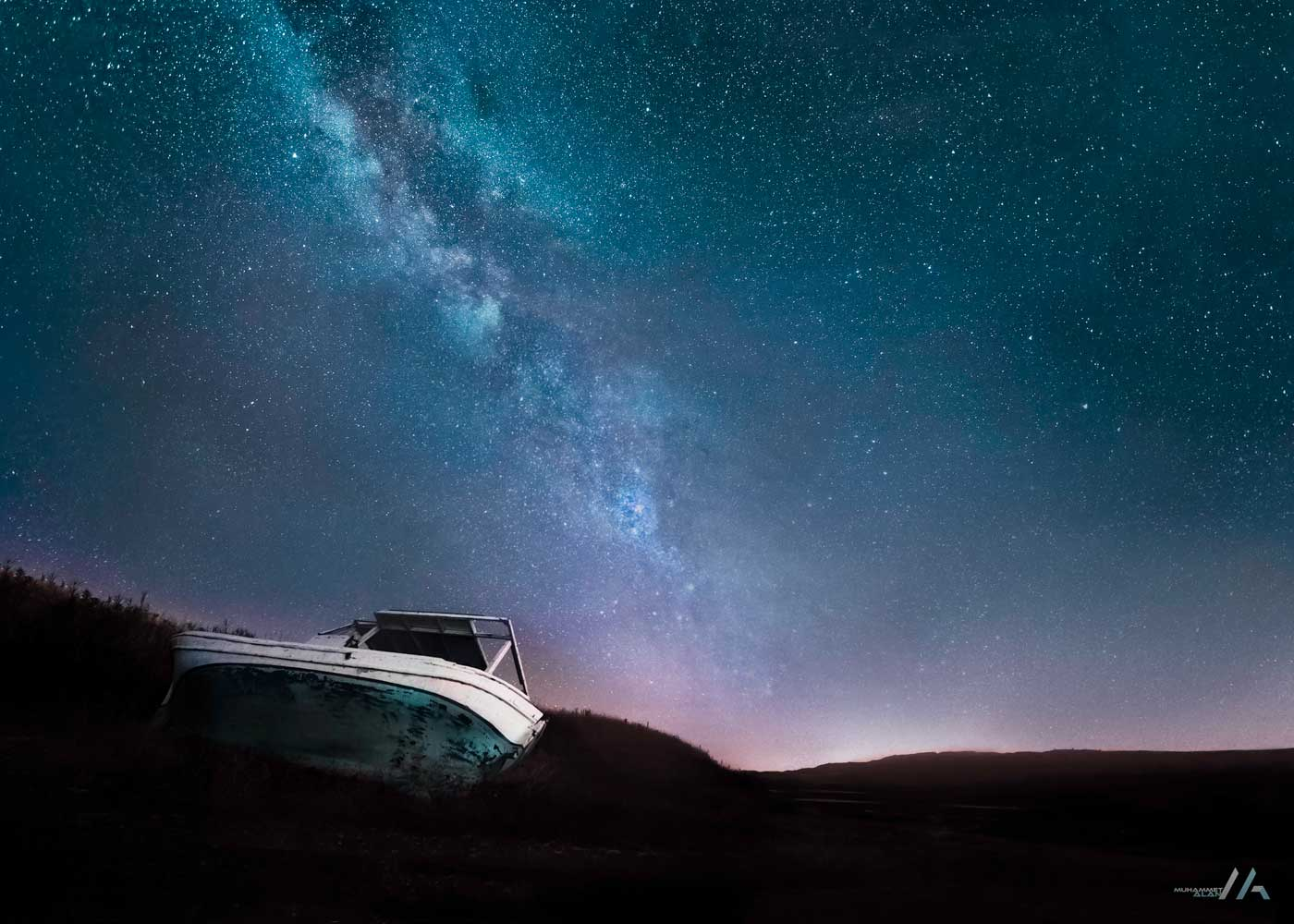 Galaksi Pozlama