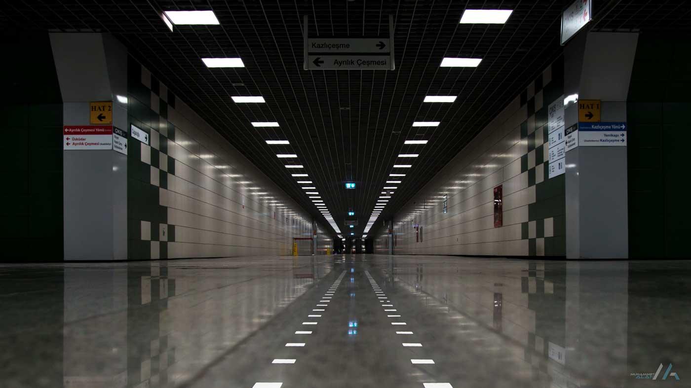Metro perspektif