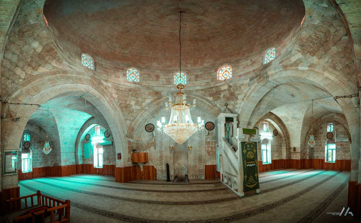 Adıyaman Musalla Camii Mimari Çekimi